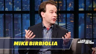 Mike Birbiglia Was Afraid SNL Would Sue Him for Don