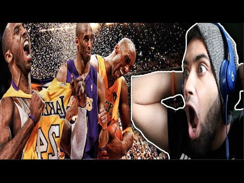 KOBE BRYANT'S BEST CAREER PLAYS VS EVERY NBA TEAM! GREATEST REACTION VIDEO EVER!