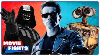 Best Science Fiction Movie Of All Time? MOVIE FIGHTS
