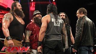 The Wyatt Family appears on