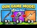 *NEW* GUN GAME MODE in Fortnite Battle Royale