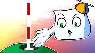 BEST Mini Golf TROLLING Map! - Golf it