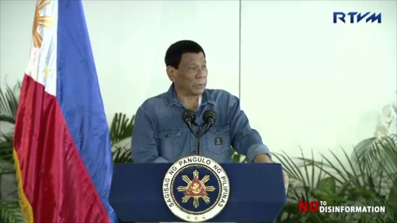 Duterte against building of casino in Boracay
