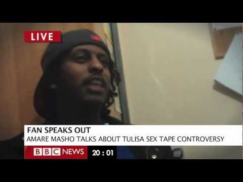 BBC News: Tulisa Sex Tape Scandal - What The Fans Think [Original]