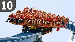 10 Dangerous Roller Coasters