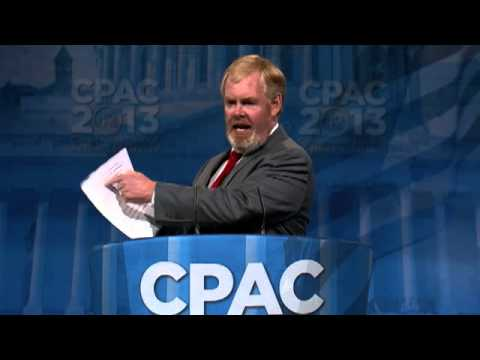 CPAC 2013 – Brent Bozell, Founder and President Media Research Center