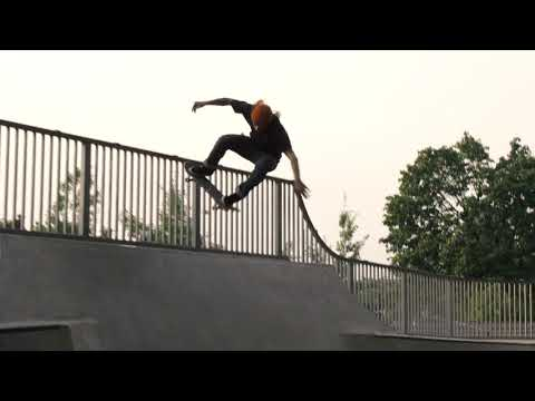 Jake Selover Tears Up WJ Skatepark