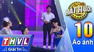 THVL | Cặp đôi hài hước Mùa 2 – Tập 10[3]: Tình vũ nữ - Bảo Chu, Sơn Ca