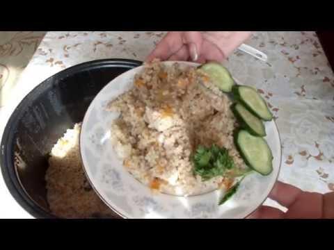 Ячневая каша с курицей рецепт мультиварка