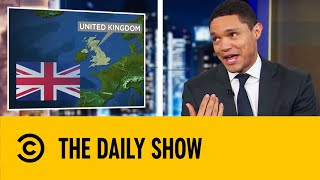 Trevor Noah's Funniest Country Introductions | The Daily Show With Trevor Noah