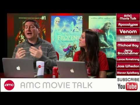 AMC Movie Talk - X-MEN: APOCALYPSE In 2016! Venom In SPIDER-MAN 2?