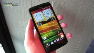 HTC One X+ hands-on video