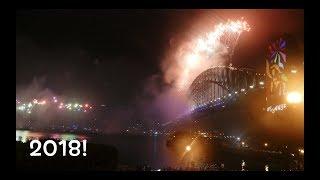 Silvester in Sydney! Work and Travel in Australien