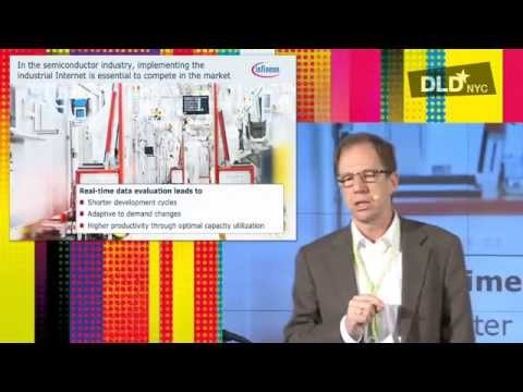 DLDnyc 15 - The Crucial Link Between The Digital And The Real World (Reinhard Ploss)