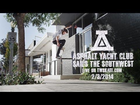 AYC Sails the Southwest Trailer