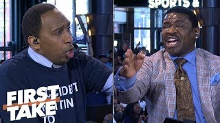 Michael Irvin defends Cowboys legacy: 'They will regain their proper spot among kings!' | First Take