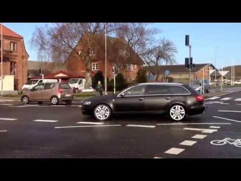 Carspotting in Skive Denmark #14 Mercedes S63 AMG