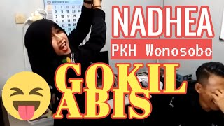 Nadhea PKH WONOSOBO test vocal
