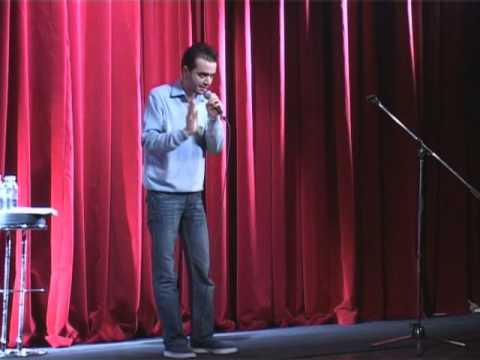 STAND UP COMEDY 2012 : Cristian Dumitru in: stand up comedy: manelisti la inmormantare