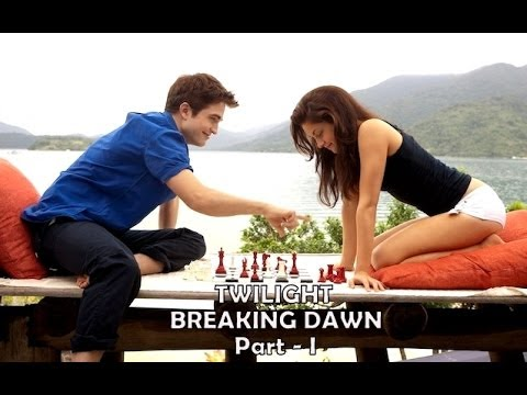 Twilight Breaking Dawn Part 1 Love Scene