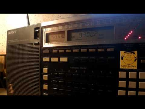 01 11 2015 Free Radio Service Holland in English to Eu 1455 on 9330,2 unknown tx site