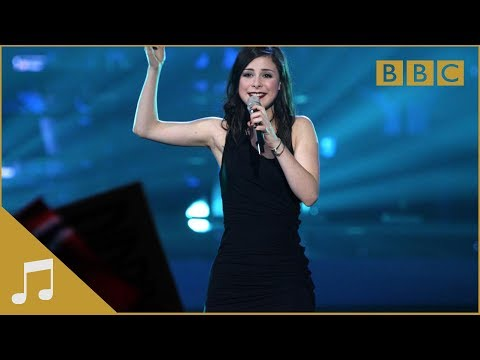 """Germany """"Satellite"""", Lena - Winner of Eurovision Song Contest Final 2010 - BBC One"""