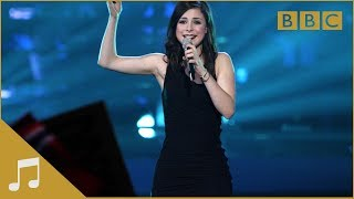 "Germany ""Satellite"", Lena - Winner of Eurovision Song Contest Final 2010 - BBC One"