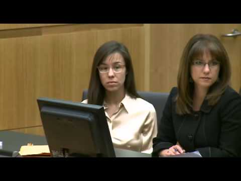 Jodi Arias Gives Jury Norman Bates Stare After Aggravating Circumstances are Proven