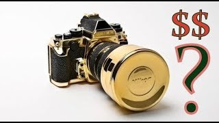 Top 10 Most expensive Camera's in the World | Hasselblad | SONY ALPHA | Leica | Canon | Nikon