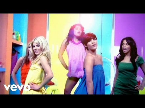 The Saturdays - If This Is Love (remix)