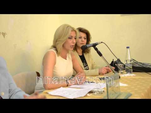 Εκδήλωση της Δ.Α.Π-Ν.Δ.Φ.Κ Ρόδου με την Αννα Καραμανλή και την Ειρήνη Αγγελίδου - Φωτορεπορτάζ Nanev