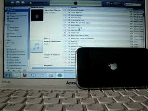 Restaura Tu Iphone 3g Del Error 1015 (o Actualizalo) Part 2 ----de Ios 3.xxx A 4.2.1 video
