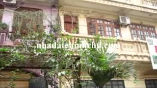 Bán nhà ngõ 106 Hoàng Quốc Việt quận Cầu Giấy