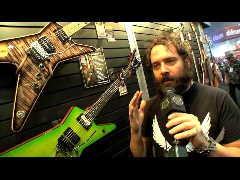 """Dean Guitars 2014 N.A.M.M. DIMEBAG """"ROOTS"""" ML"""