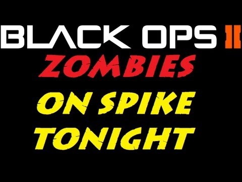 Black Ops 2 Zombies - New Footage on GTTV TONIGHT Plus Zombie Bus Deliveries