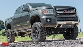 2015-2017 GMC Canyon 6-inch Suspension Lift Kit by Rough Country