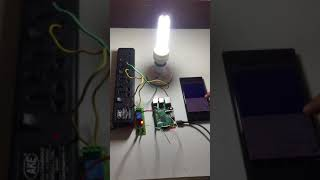 Raspberry Pi Home Automation using Bluetooth