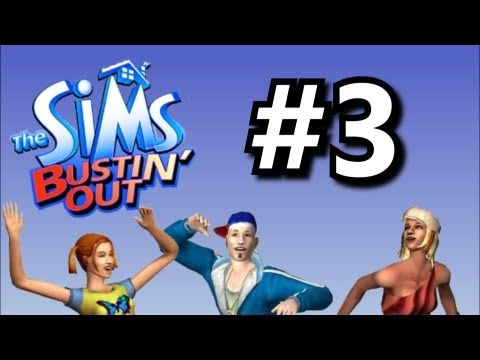 The Sims Bustin' Out - Part 3 - Basket Weaver!