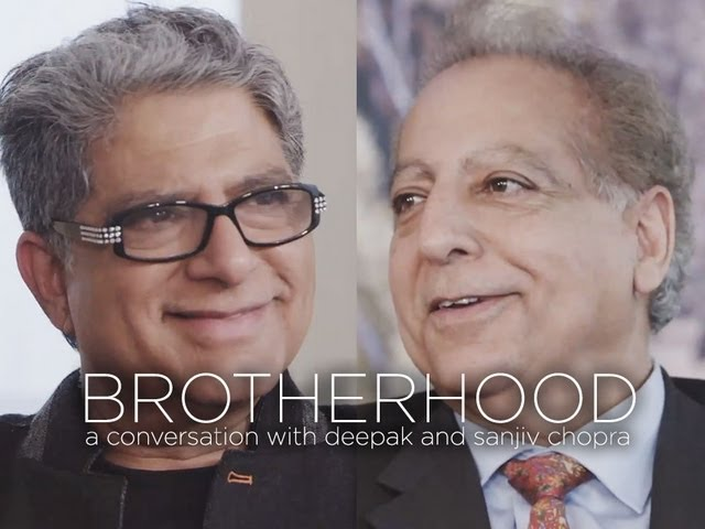 How Choices and Events Shape our Life's Path w/ Deepak & Sanjiv Chopra
