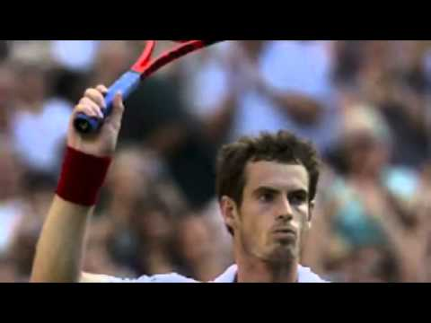 Andy Murray wins opening London 2012 match against Stanislas Wawrinka