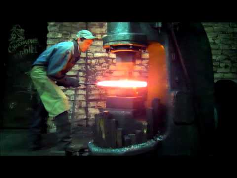 Damascus Knife Making by Olamic Cutlery Music Videos