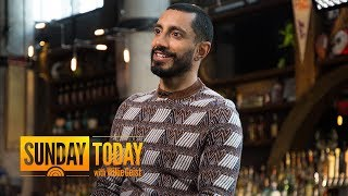 'Venom' Actor Riz Ahmed Opens Up About Challenging Stereotypes | Sunday TODAY