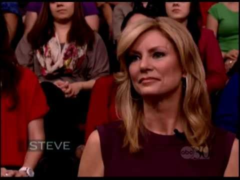 Steve Harvey & Dr. Wendy Walsh Talk About Men Who Use Women For Sex video