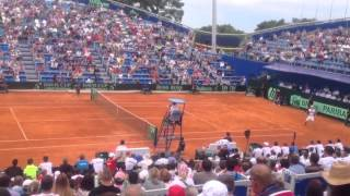 Ivan Dodig vs Andy Murray - Davis Cup, Umag, Croatia 15.09