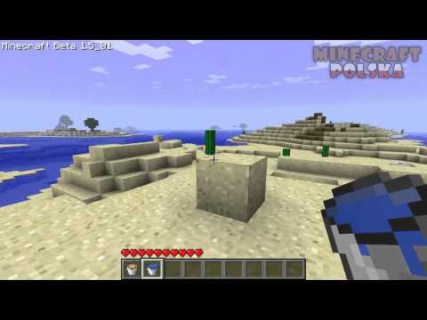 Minecraft Poradnik - Jak Zrobić Klocek Wody Lub Lawy