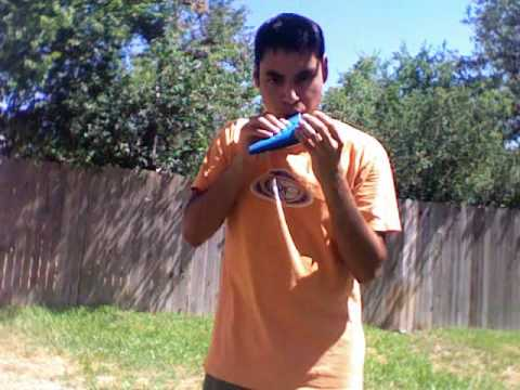Star Spangled Banner on Double Ocarina