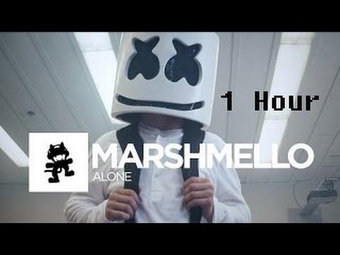 download lagu Marshmello I Alone 1 Hour  Monstercat gratis