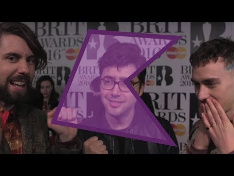 Years & Years: Red Carpet Interview | BRIT Awards 2016