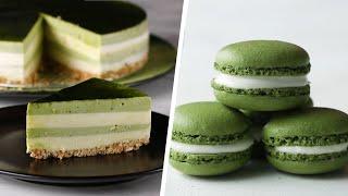 4 Matcha Inspired Desserts • Tasty