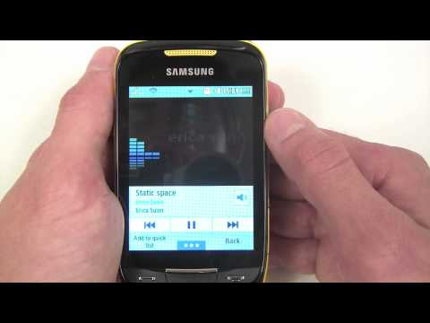 Samsung GT-S3850 Corby II review